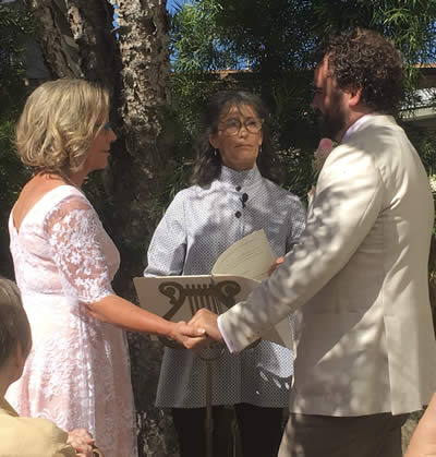 gina puccinelli ordained Universal Life Church