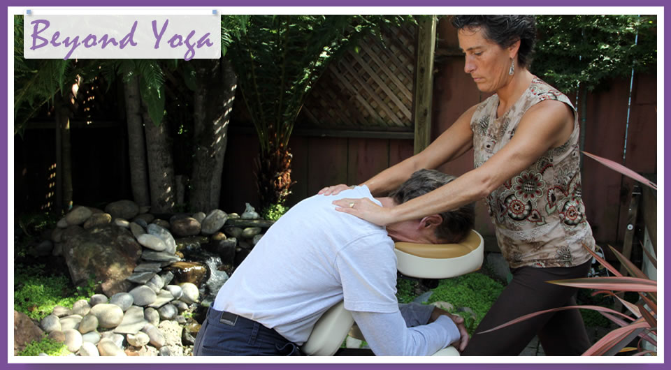 Beyond Yoga Massage - California Central Coast